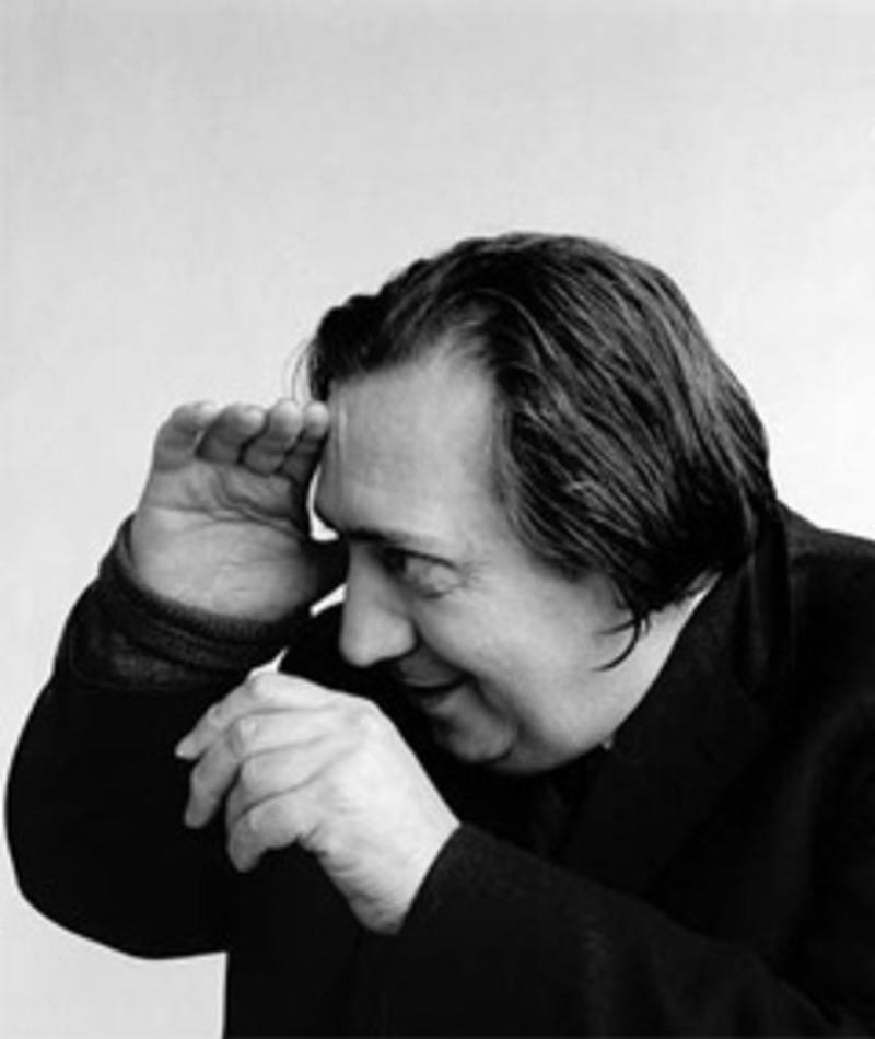 Photo of Henri Langlois