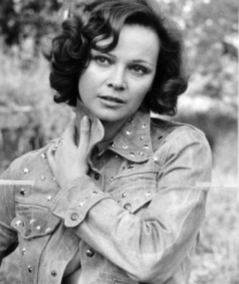 Photo of Laura Antonelli