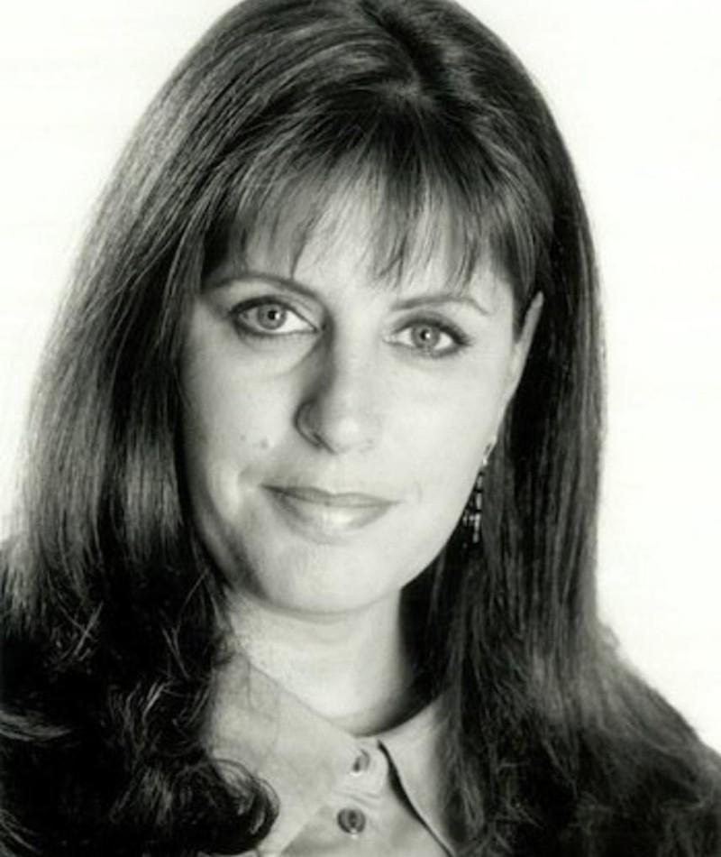 Photo of Elaine Goldsmith-Thomas