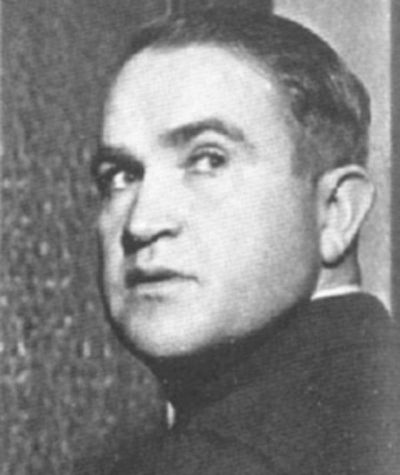 Photo of Edward F. Cline
