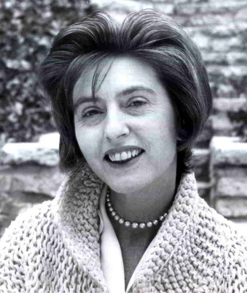 Photo of Maritta M. Wolff