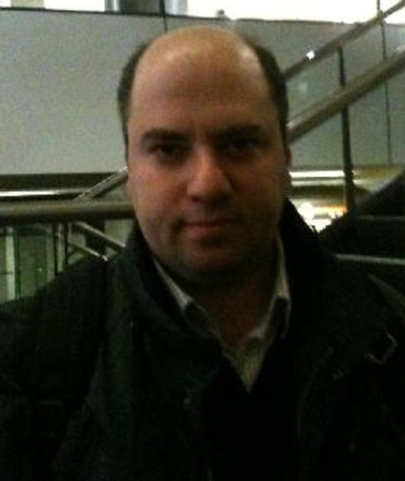 Photo of Christos V. Konstantakopoulos
