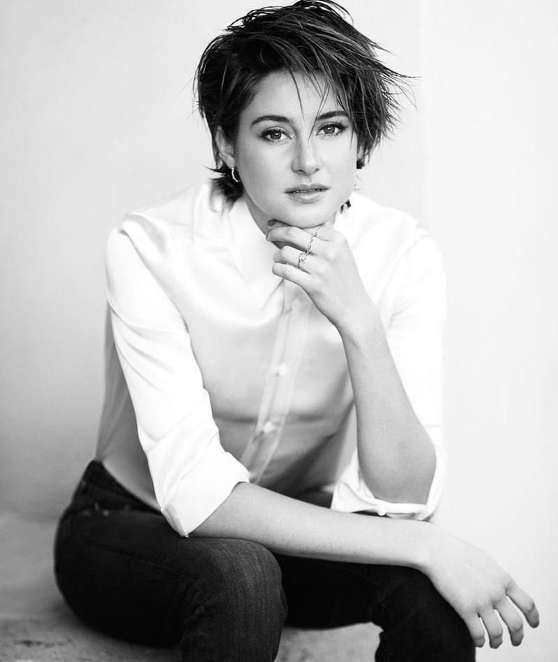 Photo of Shailene Woodley