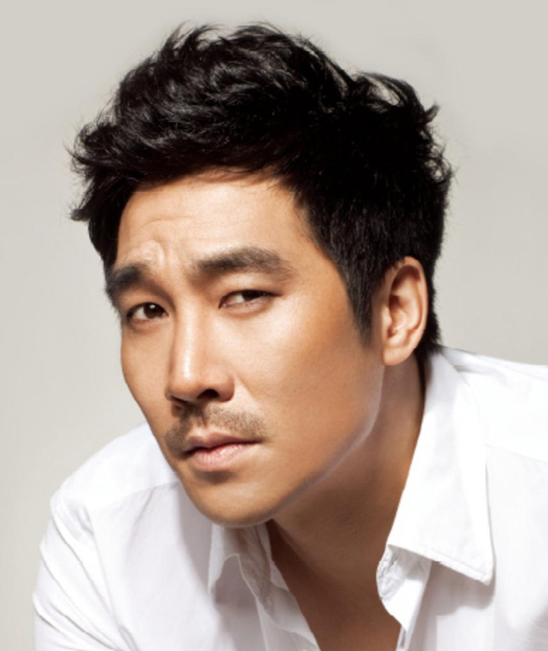 Photo of Park Sang-wook