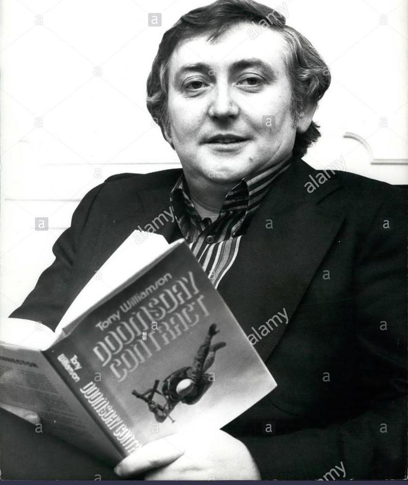 Photo of Tony Williamson