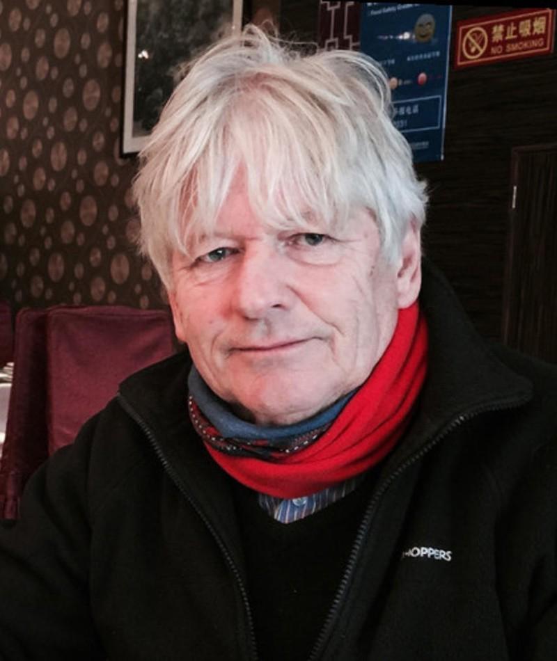 Photo of Alan Birkinshaw