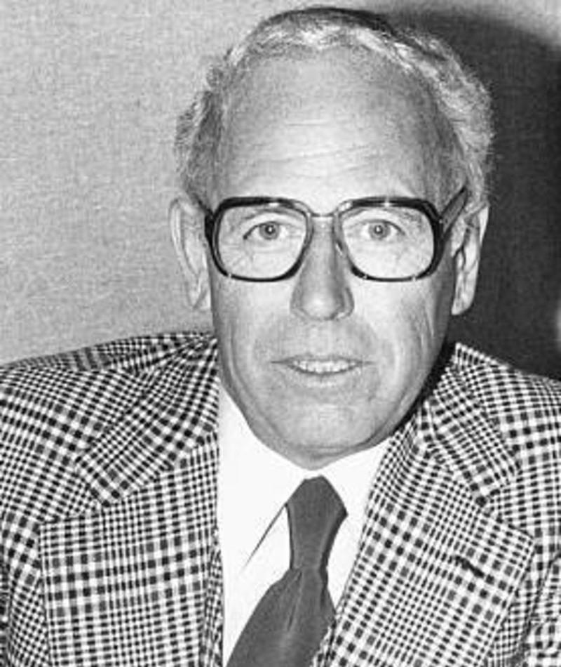 Photo of Arthur Hailey