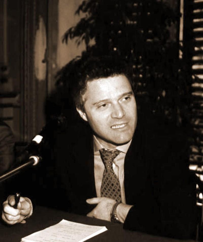 Photo of Carlo Gentili
