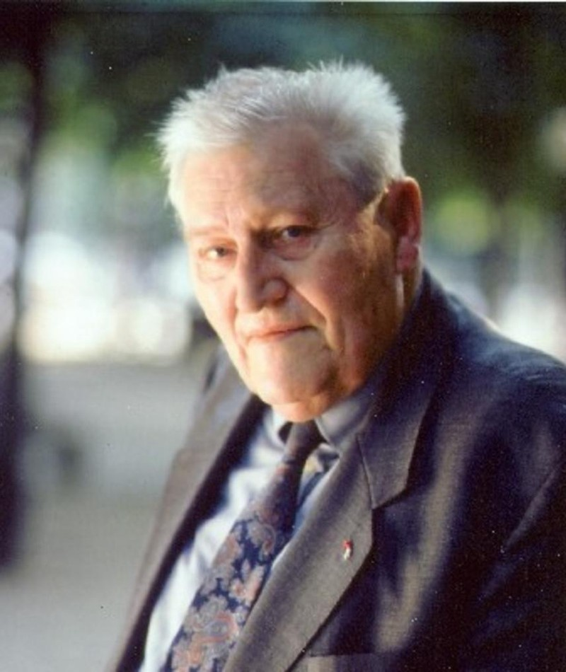 Photo of Hubert Monteilhet
