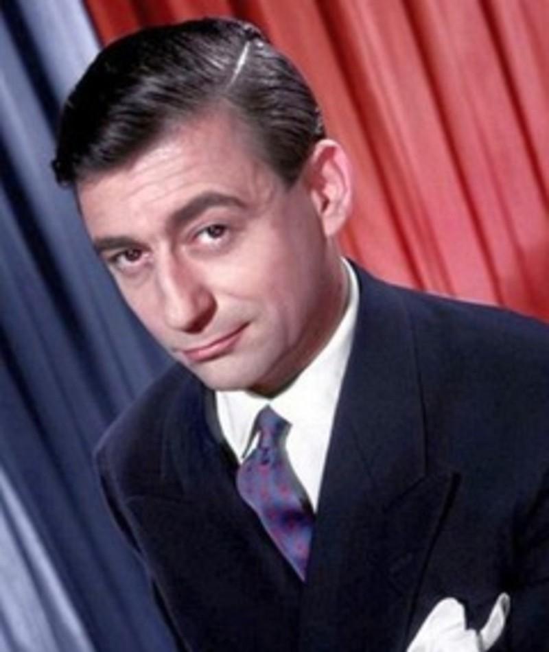 Photo of François Périer