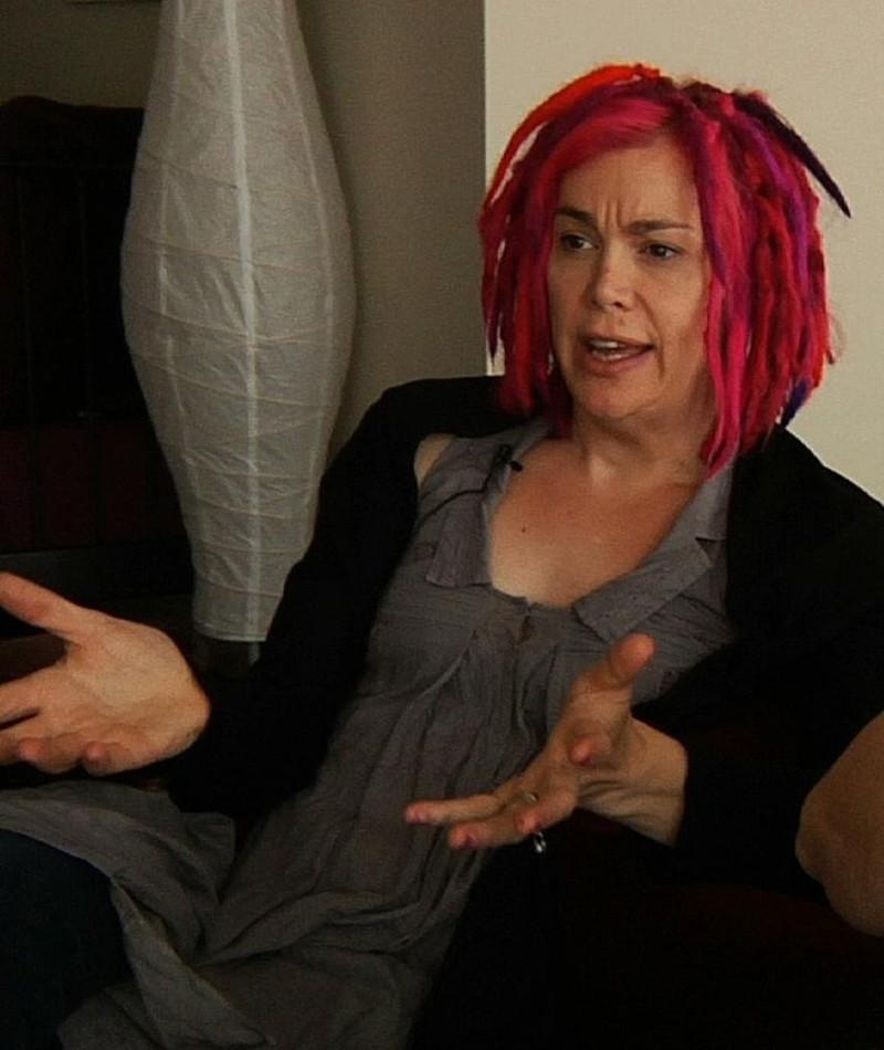 Photo of Lana Wachowski