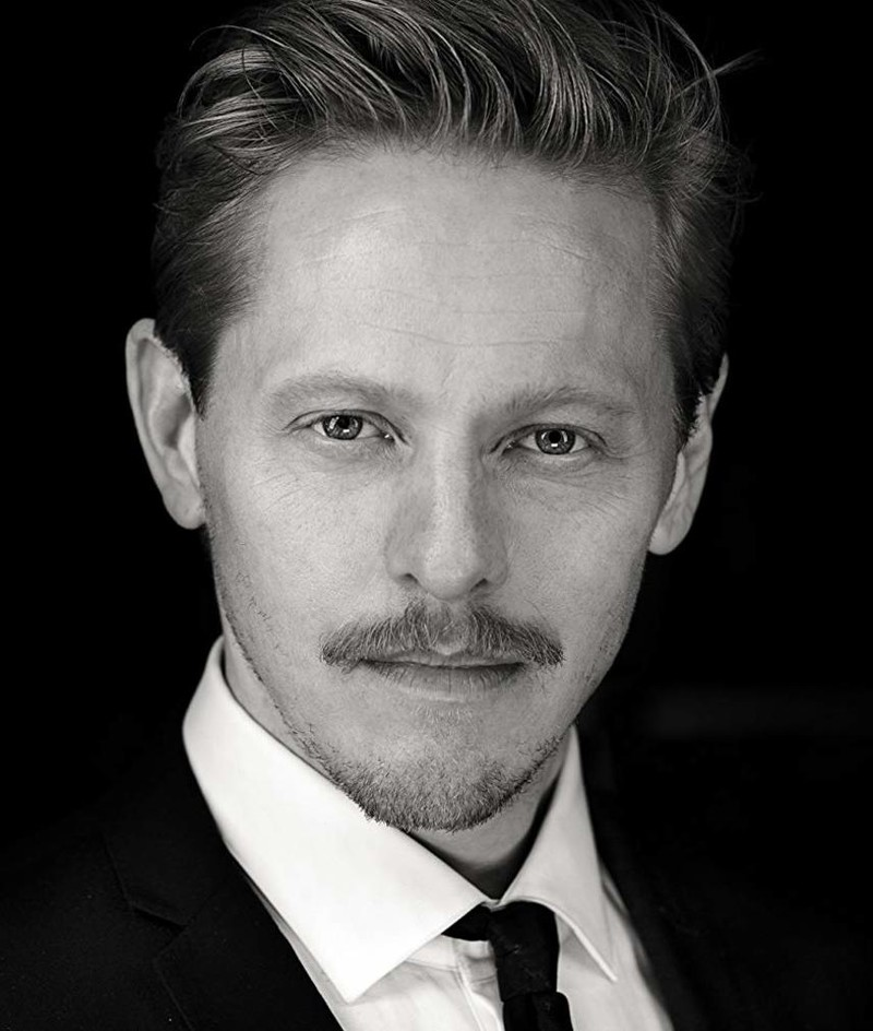 Photo of Thure Lindhardt