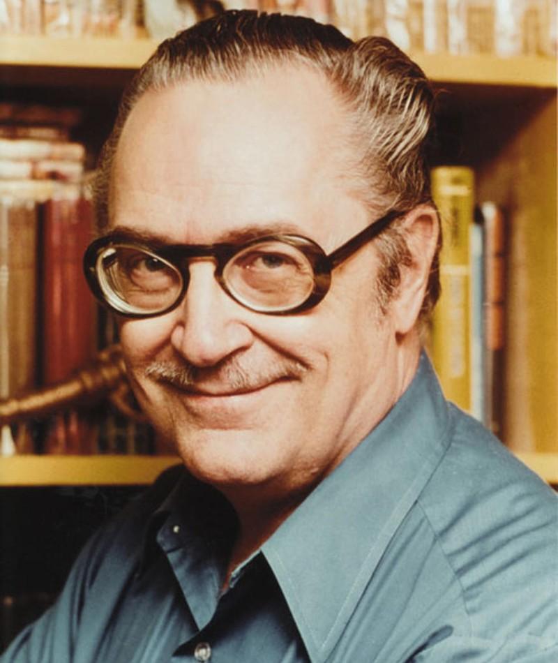 Forrest J. Ackerman fotoğrafı