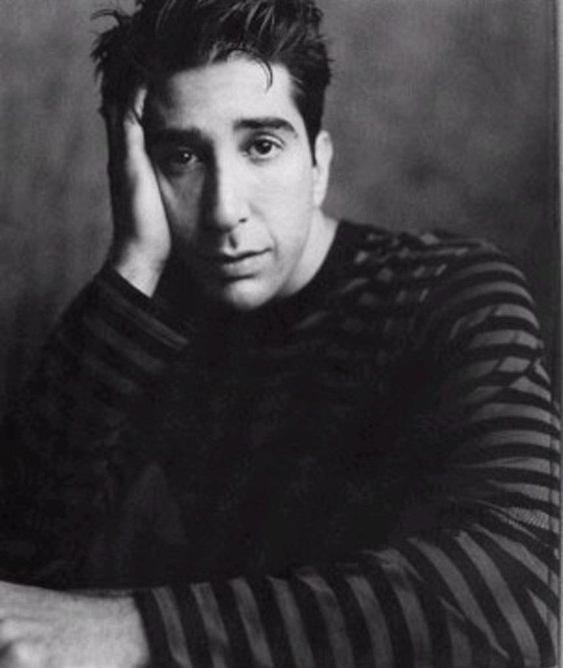 Photo of David Schwimmer