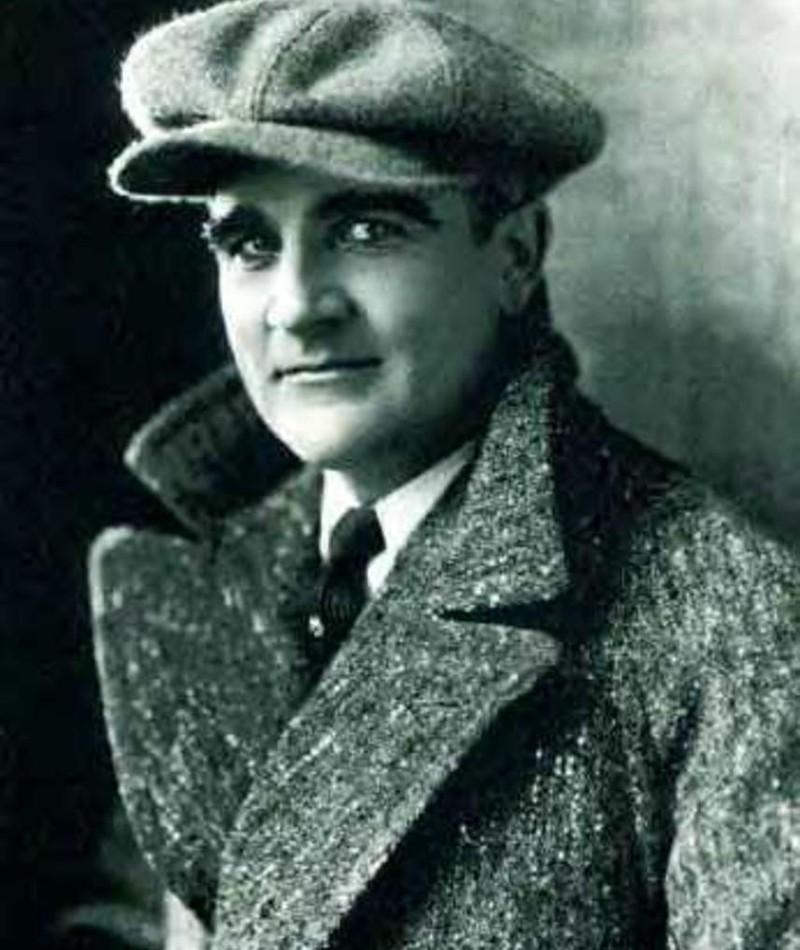 Photo of William Desmond