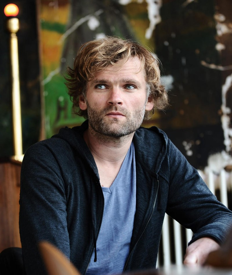 Photo of Olivier Adam
