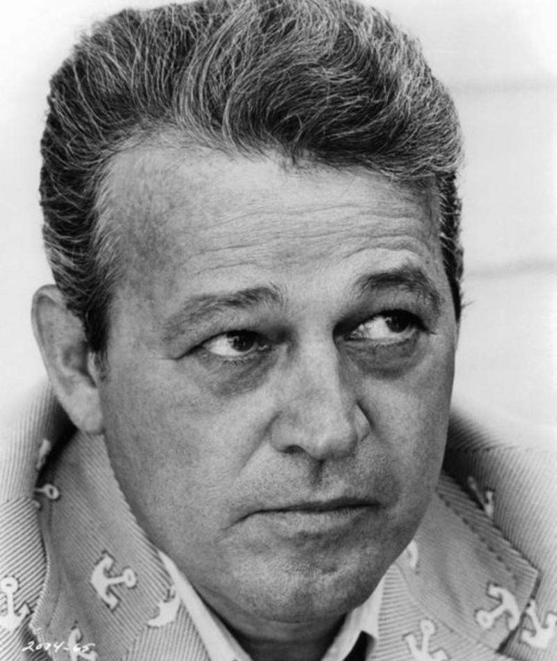 Photo of Murray Hamilton