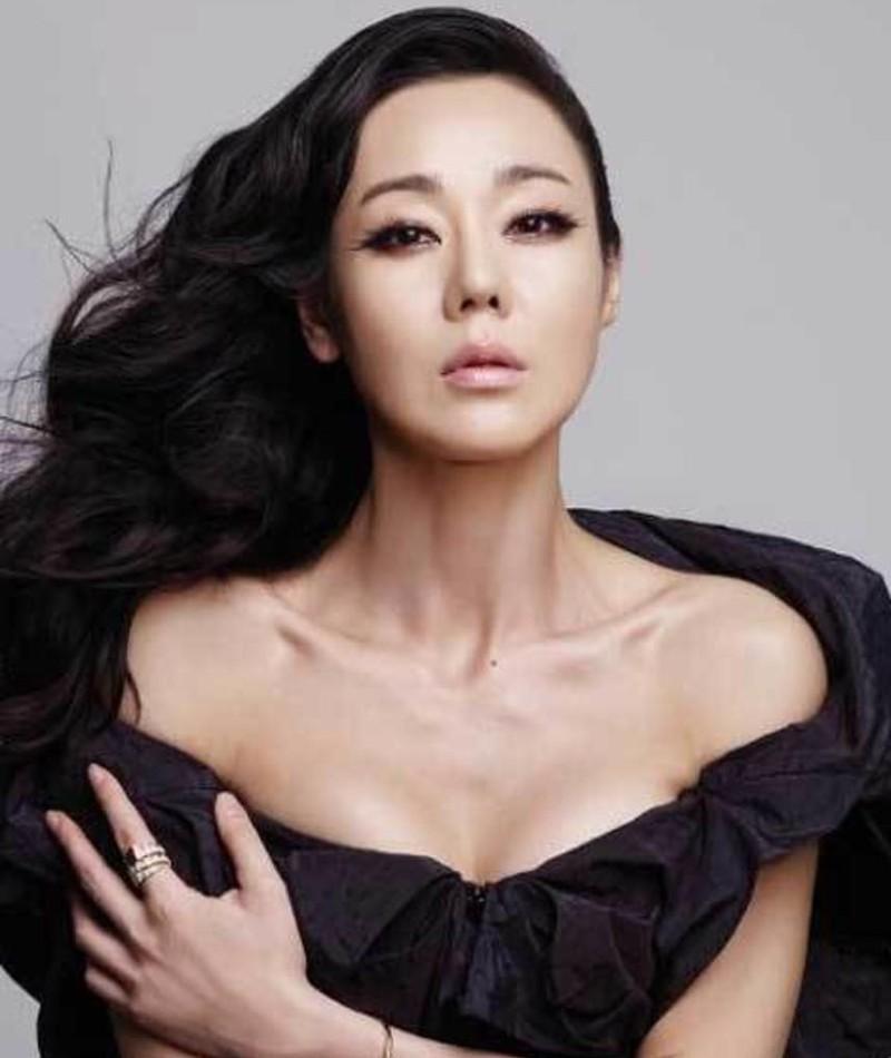 Photo of Kim Yunjin