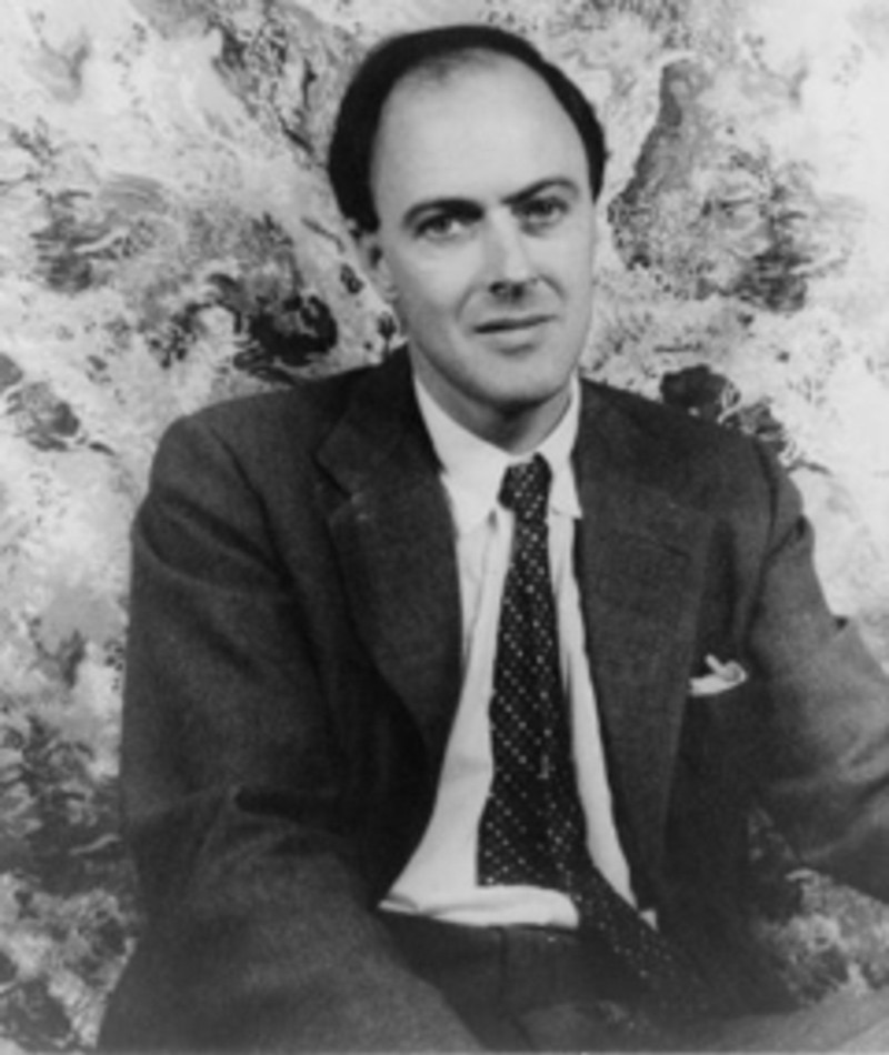 Photo of Roald Dahl