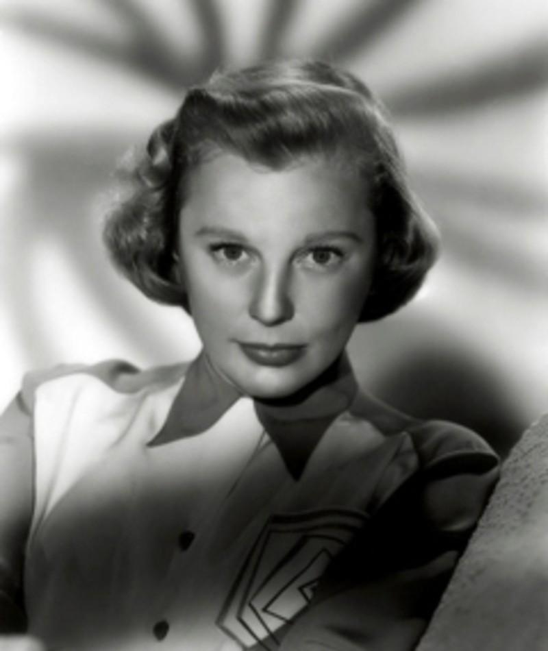Photo of June Allyson