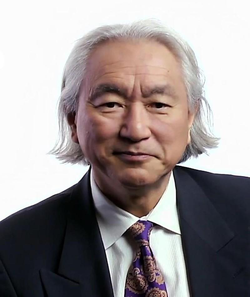 Photo of Michio Kaku