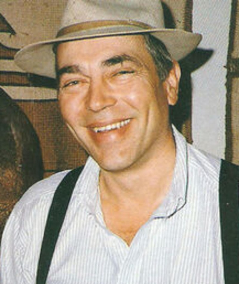 Photo of Michael Ray Rhodes