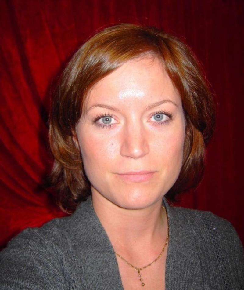 Photo of Pernilla Sandström