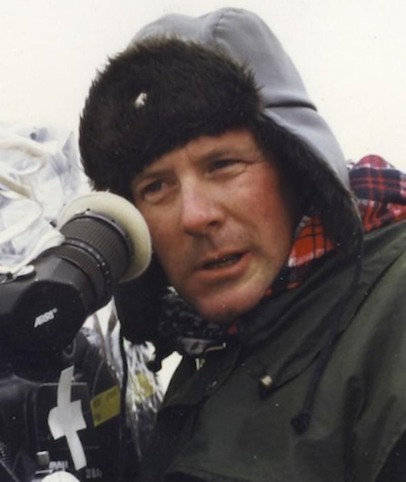 Photo of Geoffrey Cawthorn