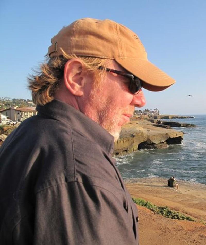 Photo of David Hogan