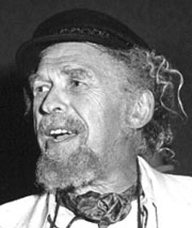 Photo of Harry Rasky