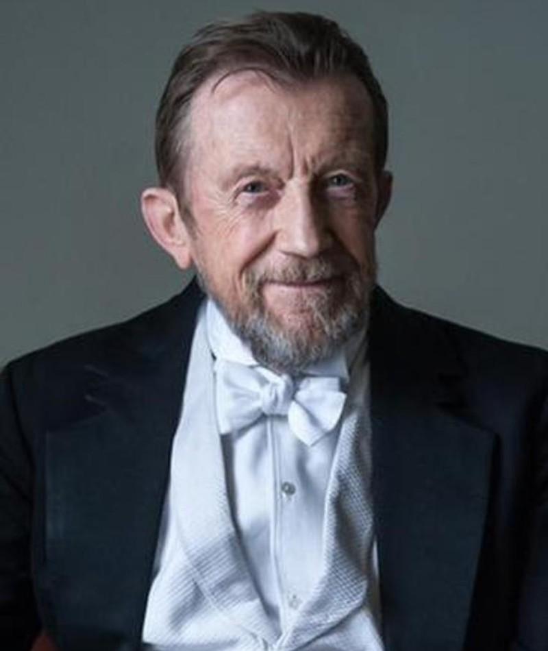 Photo of Edward Linde Lubaszenko