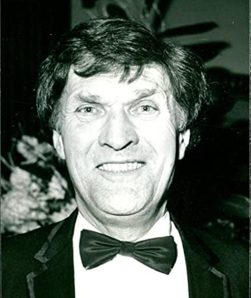 Photo of Peter Wood