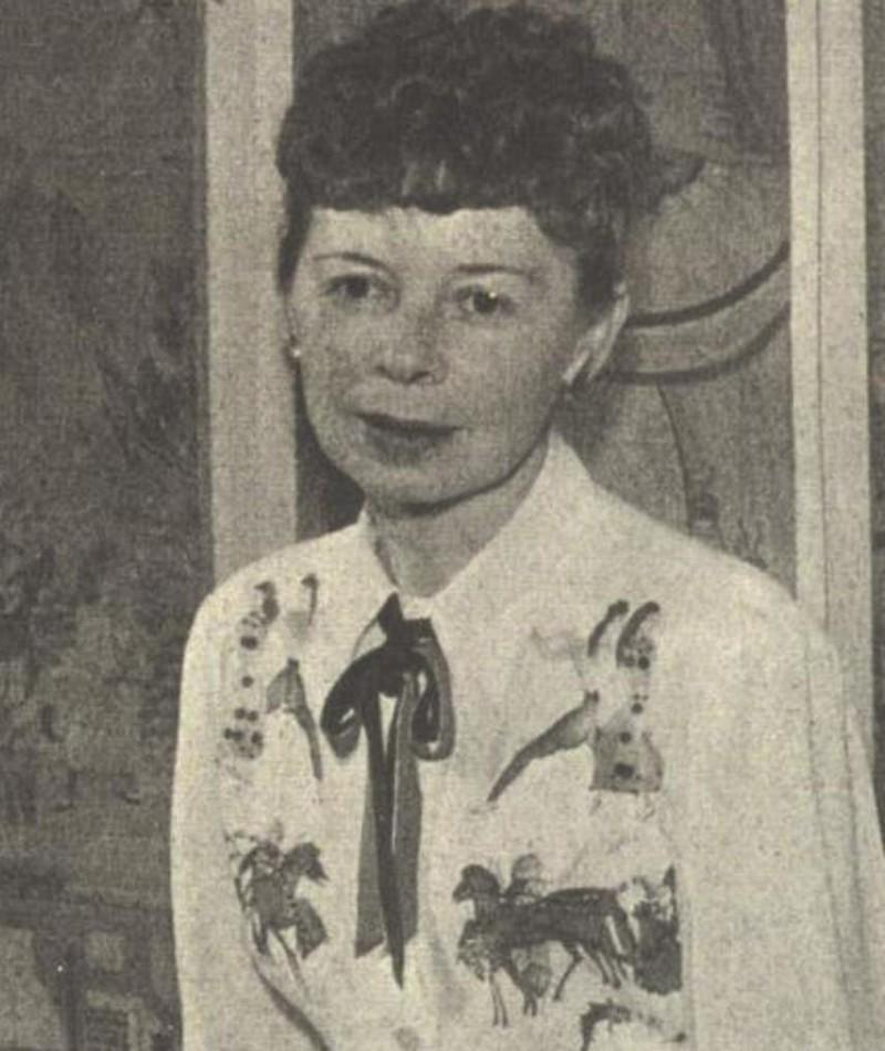 Photo of Dorothy Yost