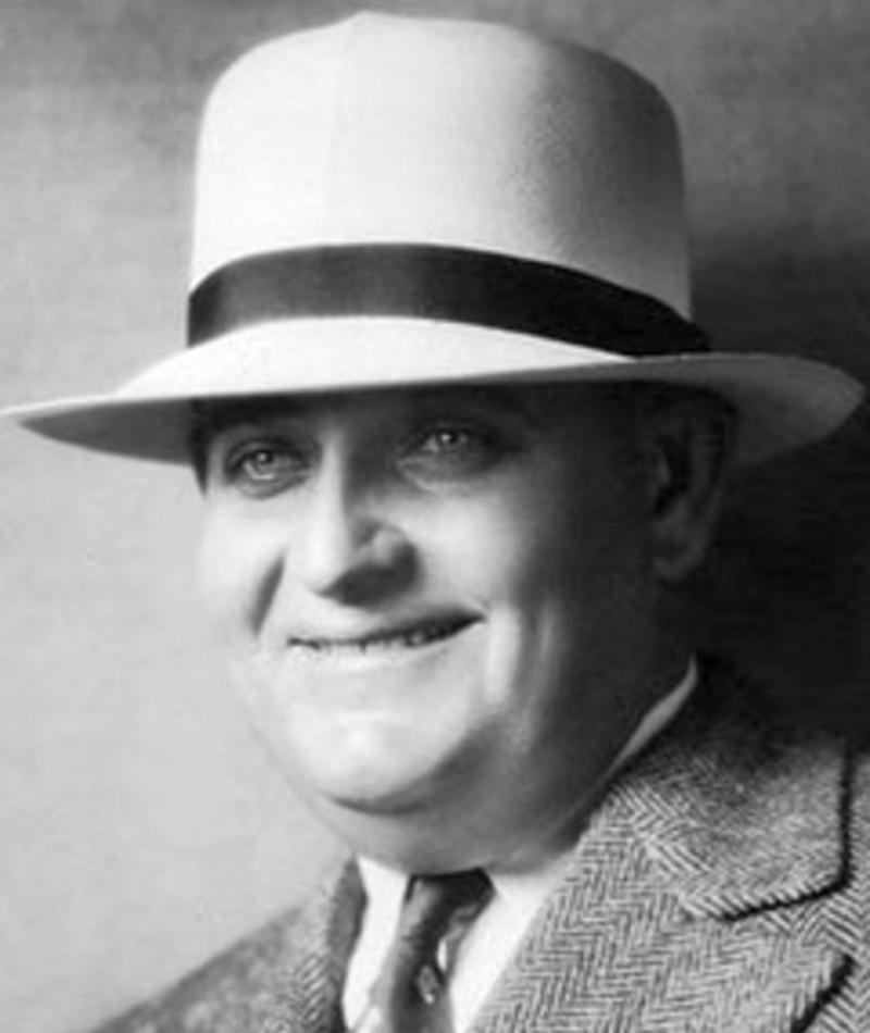 Photo of Edward Sedgwick