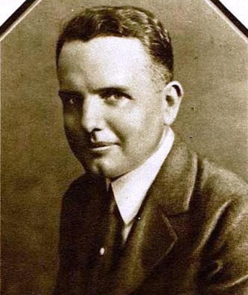 Photo of Byron Morgan