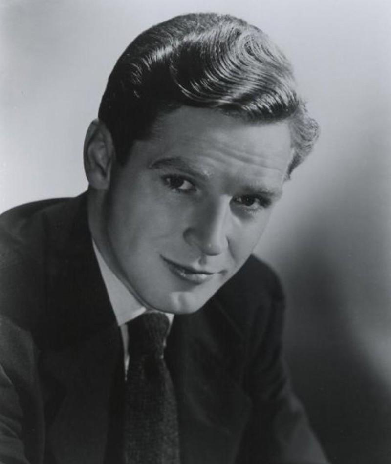 Photo of Richard Basehart
