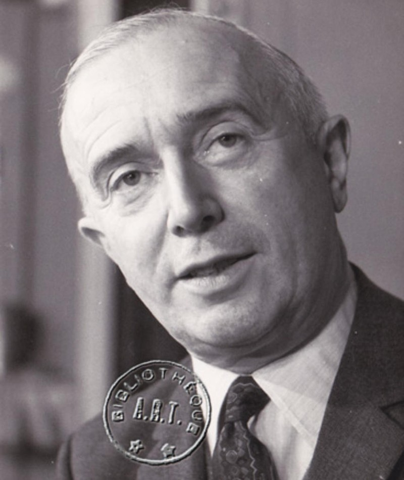 Photo of Albert Husson