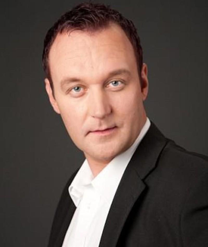 Photo of Henrik Normann