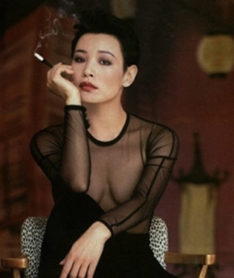 Photo of Joan Chen