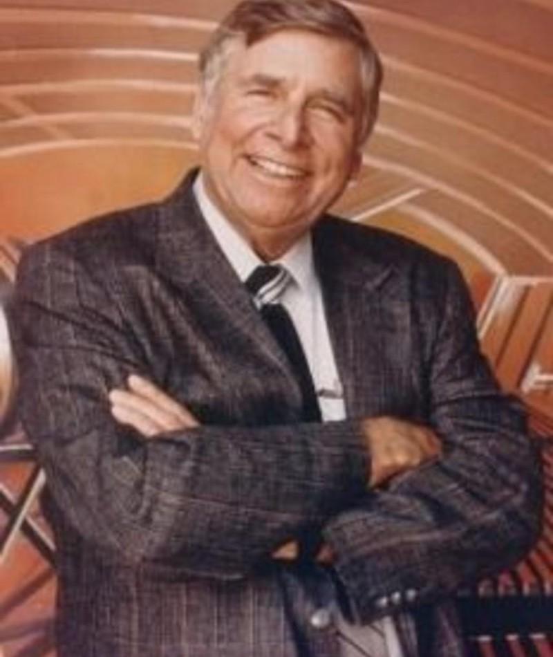 Photo of Gene Roddenberry