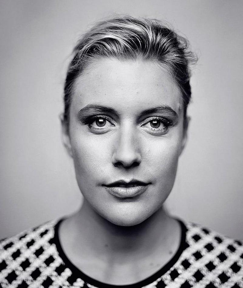 Photo of Greta Gerwig