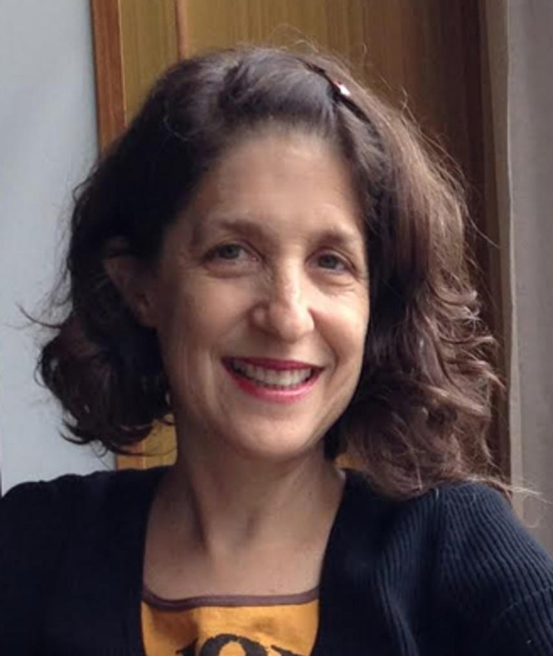 Photo of Lynne Sachs