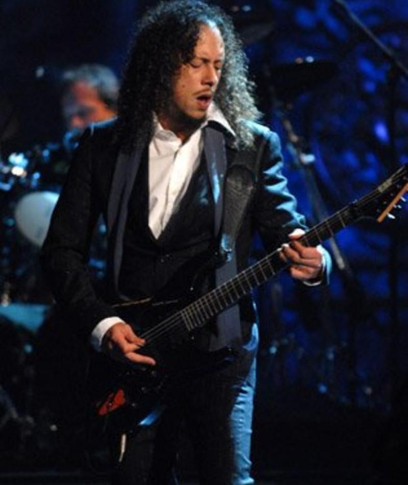 Photo of Kirk Hammett