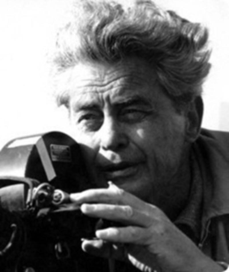 Photo of Joris Ivens
