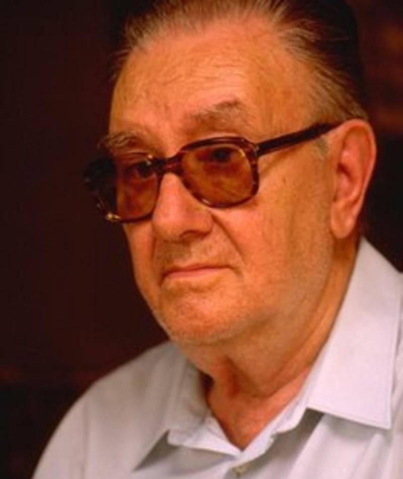 Photo of Joan Brossa