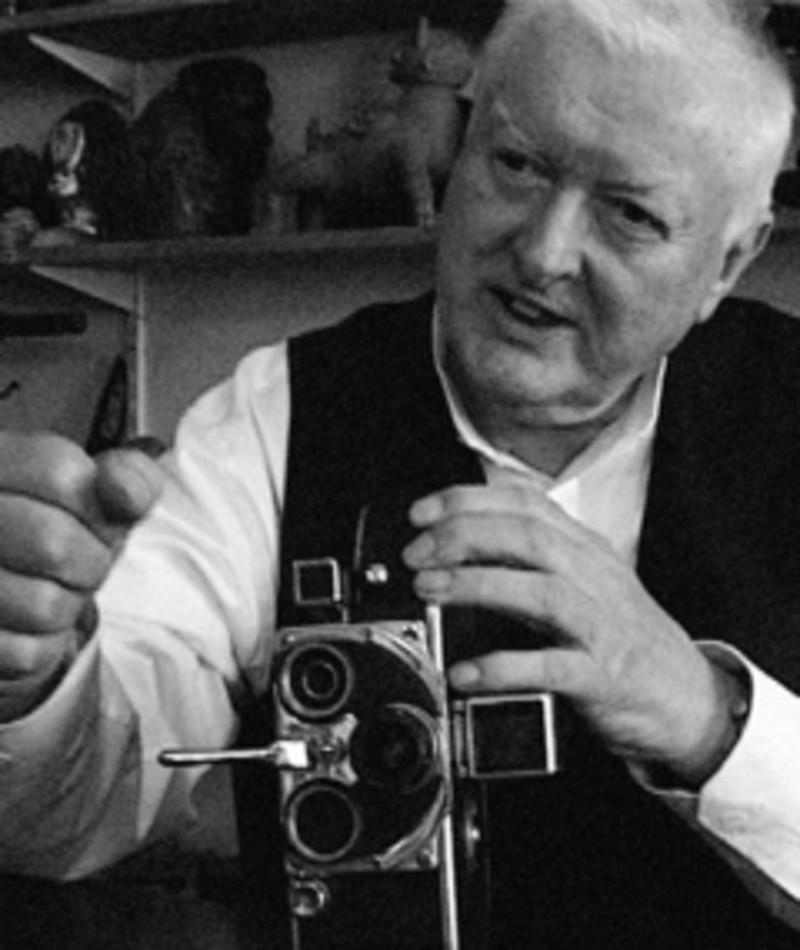 Photo of Peter Kubelka