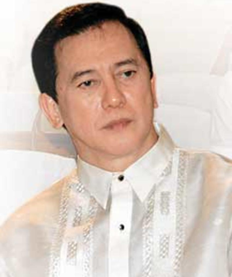 Photo of Philip Salvador