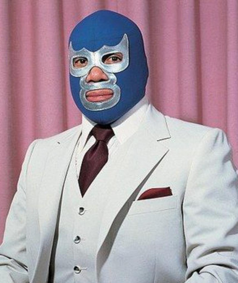 Photo of Blue Demon
