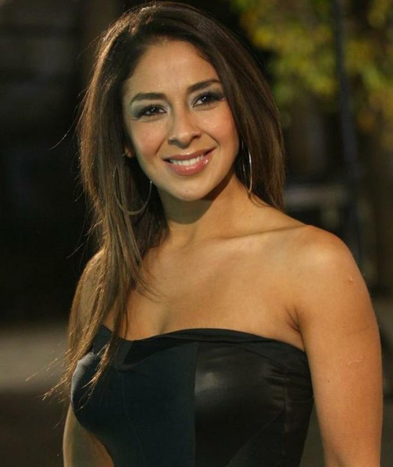 Photo of Carolina Oliva