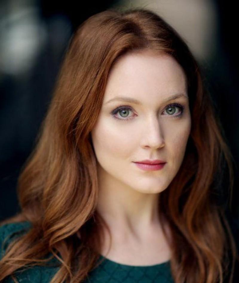 Photo of Olivia Hallinan